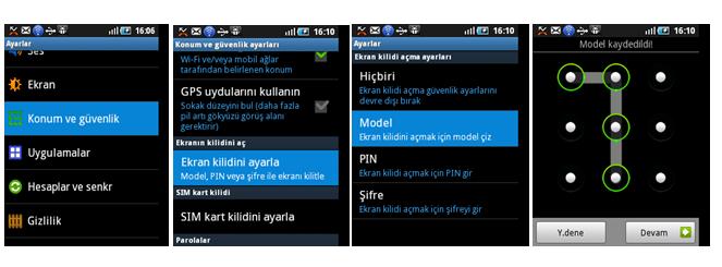 Android Ekran Kilitini Unuttum Android Desen Kilidini Açma, Android